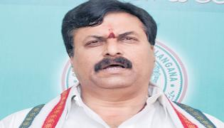 Ponguleti Sudhakar Reddy Comments On State Congress - Sakshi