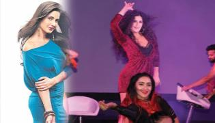 Zero song Husn Parcham launch: Katrina Kaif takes the floor with  performance - Sakshi