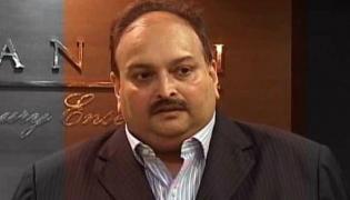 Interpol Arrest Warrant Against Fugitive Mehul Choksi - Sakshi