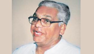 Guest Columns On Jwalamukhi 10th death Anniversary - Sakshi