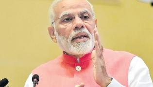 PM calls for improving last mile delivery for ease of doing business - Sakshi