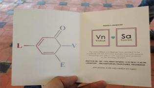 Kerala Chemistry Teacher Viral Wedding Invitation Card - Sakshi
