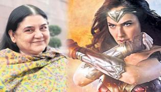 Hollywood films showing Woman Power - Sakshi