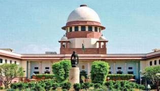 Supreme Court Says Death Row Convicts Are Entitled To Meet Their Family - Sakshi