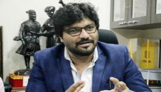 Shocked to see i am dead in Google search tweets Minister Babul Supriyo - Sakshi
