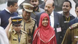 Kerala Women Hadiya Father Joins BJP - Sakshi