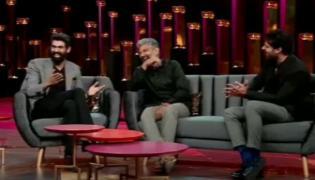 Koffee With Karan 6 Karan Johar Asked Rajamouli Who Is The Bad Boy - Sakshi