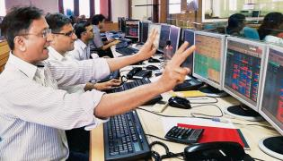 Sensex, Nifty Close Higher For Sixth Session In A Row - Sakshi