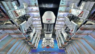 Countdown to GSLV F11 launch - Sakshi