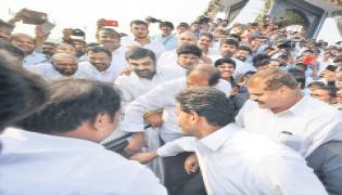 Praja Sankalpa Yatra Pailan was launched - Sakshi