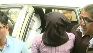 Court Sends Accused On Judicial Remand In YS Jagan Attack Case - Sakshi