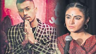 Bigg Boss star Priya Malik pens powerful poetry slamming Hardik Pandya for Koffee With Karan disaster - Sakshi