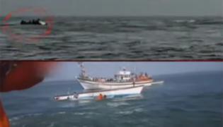Boat Capsizes Off Karwar In Karnataka - Sakshi