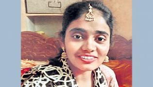 Special story on geethanjali ips suicide - Sakshi