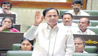 CM KCR Speech About Farmers Welfare - Sakshi