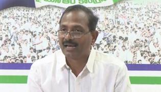 YSRCP MLA Gopireddy Srinivasa Reddy Fires On Chandrababu Naidu - Sakshi