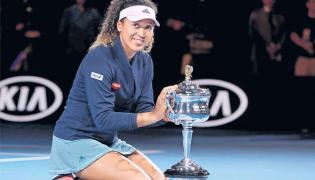 Osaka makes history with absorbing Australian Open win - Sakshi
