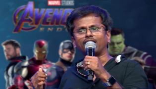 Ar Murugadoss To write Dialogues For Avengers End Game - Sakshi