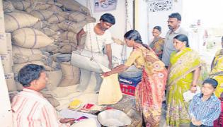 Countrywide strike of ration dealers from March - Sakshi