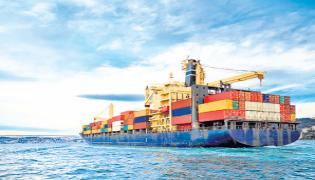 Exports Grow Marginally by 3.74% in January - Sakshi