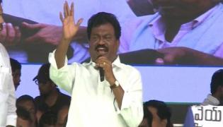 YSR Congress Leader Janga Krishnamurthy Slams Chandrababu Naidu - Sakshi