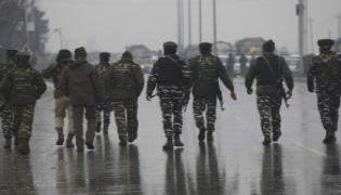 Pulwama Attack CRPF Advisory Against Fake News Of Martyrs - Sakshi
