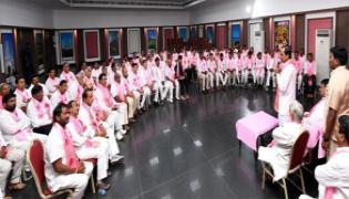 Conform Telangana Ministers List Sources - Sakshi