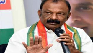 Raghuveera reddy comments on TDP-Congress alliance  - Sakshi