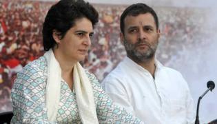 Election 2019-Priyanka Gandhi may boost Congress - Sakshi