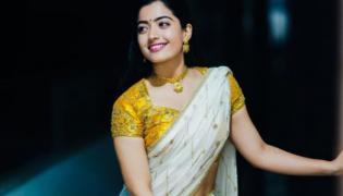 Rashmika Mandanna On Rumors About Her Kollywood Entry - Sakshi
