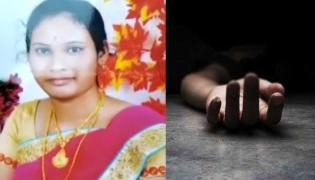 Husband Committed Suicide After Murdered His Wife - Sakshi