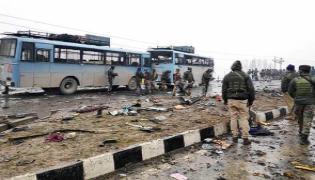 Jaish planning more Pulwama-style convoy attacks in next 2 days,intelligence bureau - Sakshi