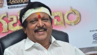 Director Kodi Ramakrishna is No more - Sakshi