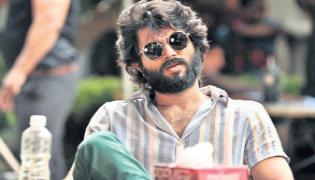 Arjun Reddy is remake in Kollywood And Bollywood - Sakshi