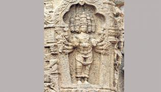 Even if the structure is visible, the creation of Vishwakarma is called - Sakshi
