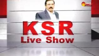 KSR Live Show 10th March 2019 - Sakshi