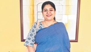 The Firebrand IAS Officer Battling Illegal Mines And  Sand Mafia - Sakshi