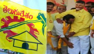 TDP MP Constants Unsatisfied With Ticket Allocations - Sakshi