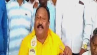 EX MLA TV Rama Rao Resigns TDP - Sakshi