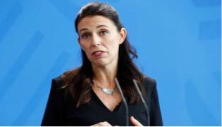 New Zealand PM Says She Will Never Speak Terrorist Name - Sakshi