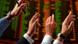 Stock Markets opens with 100 points  gains - Sakshi