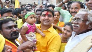 Vijay Sai Reddy Satires On Chandrababu And His Son Nara Lokesh - Sakshi