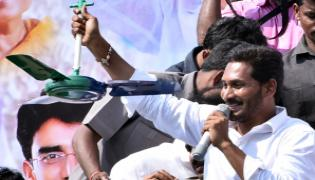 YS Jagan Election Campaign In Srikakulam Visakhapatnam East Godavari - Sakshi