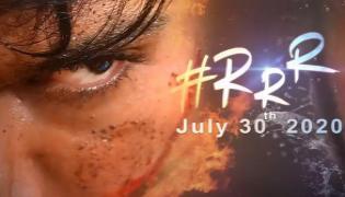 Ram Charan Look in Rajamouli Multi Starrer RRR - Sakshi