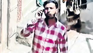 Chain Snatcher Arrest in Hyderabad - Sakshi