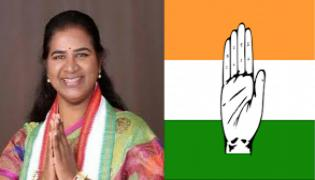 Banda Karthika Reddy Keeping Distance From Congress Party - Sakshi