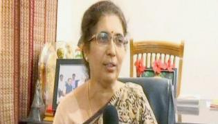 Ex Minister Wife Comments After Losing Ticket For Bangalore South Seat - Sakshi