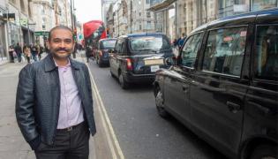 Indias Most Wanted Man Nirav Modi Living Openly In London - Sakshi