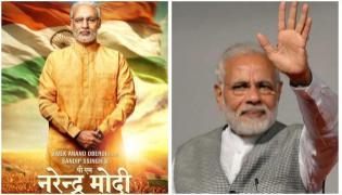 EC bans screening of biopic on PM Modi during election period - Sakshi