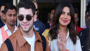 Nick Jonas Simple Answer About Having Baby Question - Sakshi